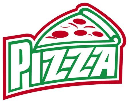 pizzeria label: etiqueta de pizza pizzeria dise?tiqueta