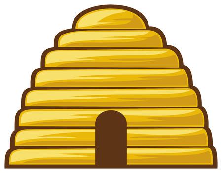 beehive Stock Vector - 23115870