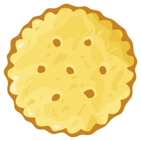 puff pastry: biscuit cookie cracker