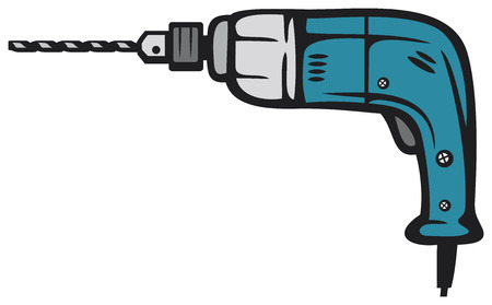 gimlet: electric drill