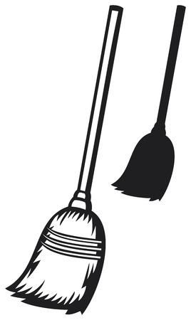broom Illustration
