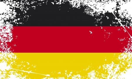germany grunge flag  grunge flag of germany, germany grunge background  Vector