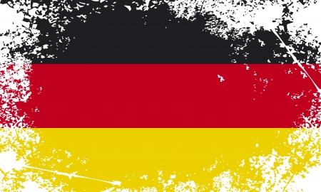 germanic: germany grunge flag  grunge flag of germany, germany grunge background