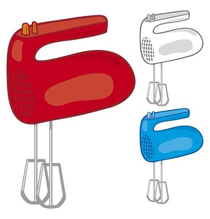 hand beats: kitchen hand mixer food mixer