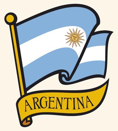 bandera argentina: Bandera de Argentina