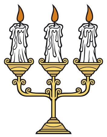 kaarsen kaarshouder