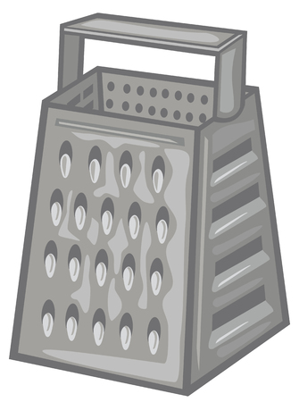 cucina grattugia grattugia per frutta e verdura in metallo grattugia