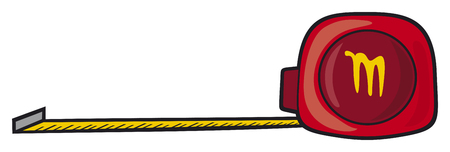 cinta metrica: Roll-up cinta métrica