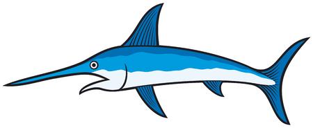 marline: sword fish
