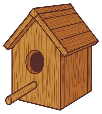 nesting box: birdhouse nesting box, birdhouse