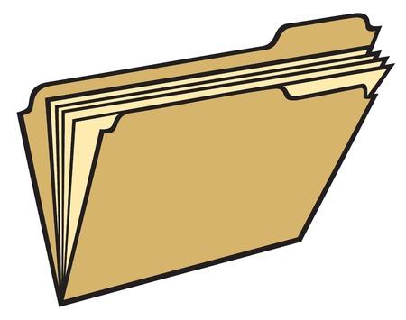 folder: folder Illustration