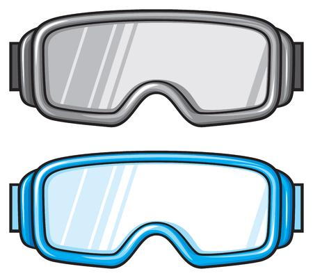 winter sport: ski goggles winter sport glasses