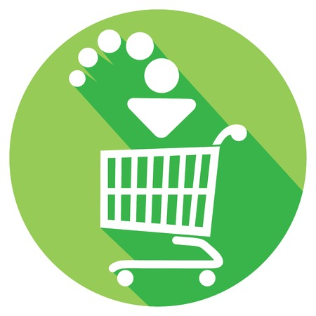 collects: add to cart flat icon