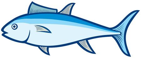 marine industry: tuna fish