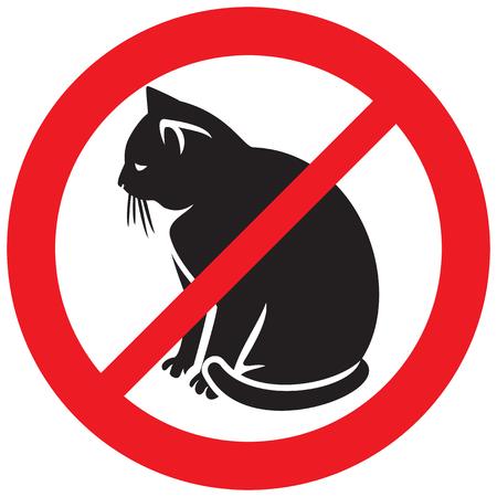 No feline sign