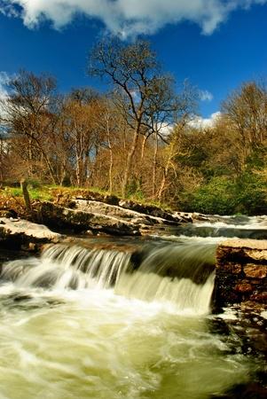 Force Falls, near kendal Stock Photo - 19259046