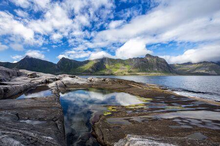 Senja island, Troms, Norway