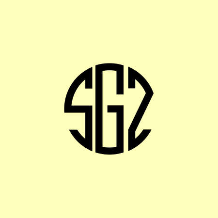 Creative Rounded Initial Letters SGZ