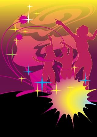 exotic gleam: Super dance