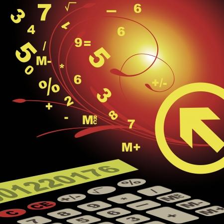 bookkeeping: Calculadora