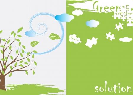verdant: Green puzzle