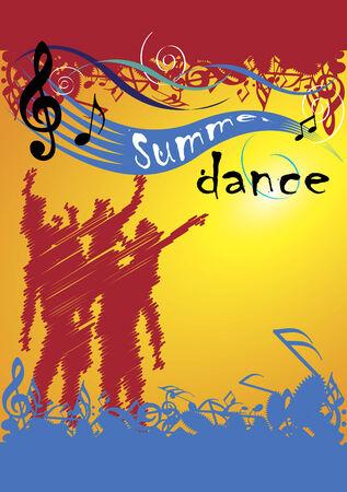 exotic gleam: Summer dance