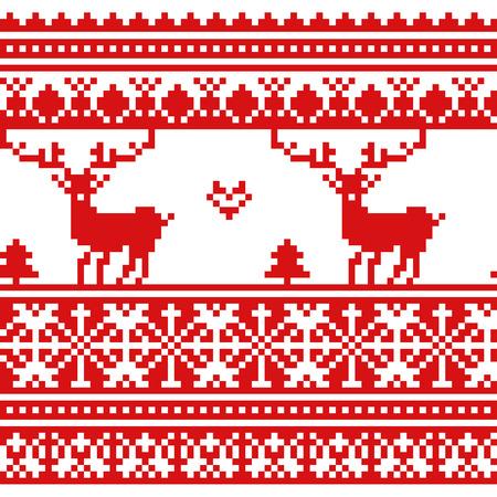 knitted background: Fondo hecho punto �nico con el ornamento geom�trico