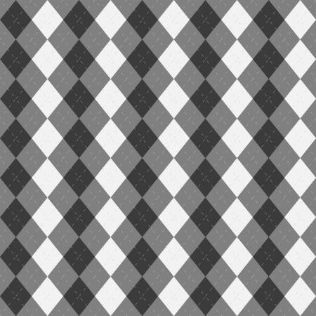 compendium: Argyle vector abstract pattern background Illustration