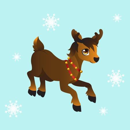 santaclause: Santas reindeer