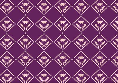 Vector illustraition of retro abstract Swirl Pattern background