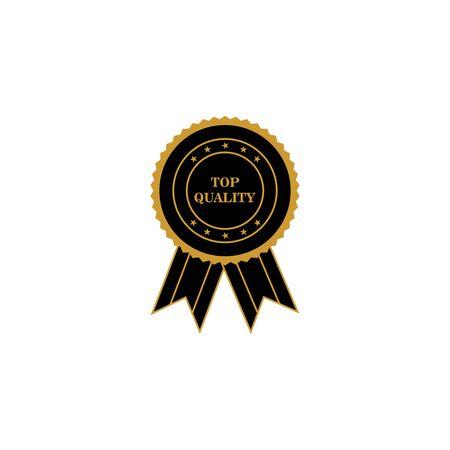 top quality label icon vector design symbol Ilustração