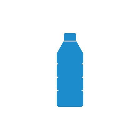 bottle icon vector design symbol of plastic bottle drink Foto de archivo - 140648979