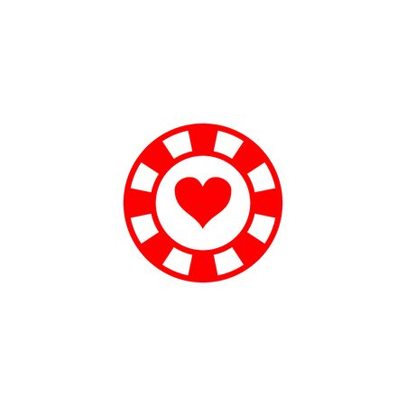 casino icon vector design symbol Banque d'images - 140621081