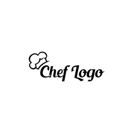 chef logo icon vector design symbol