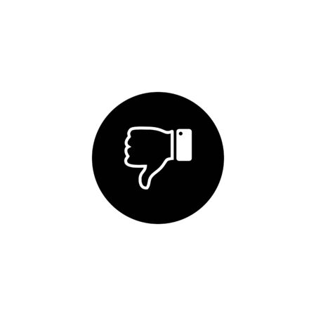 like dislike icon vector design symbol