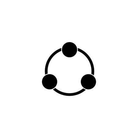 share icon vector design symbol