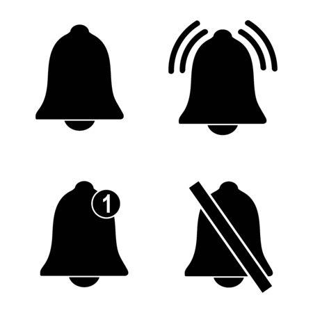 notification icon,bell notification, social media notification icon vector design symbol