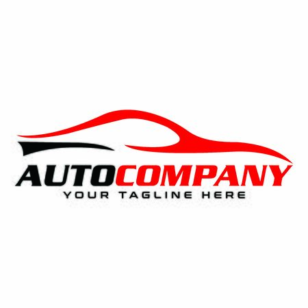 automotive logo icon vector design symbol