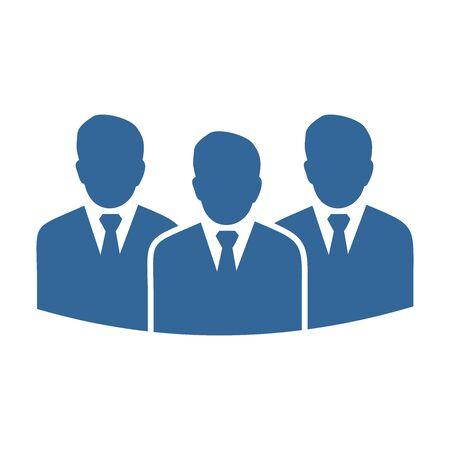 people icon vector design symbol 向量圖像