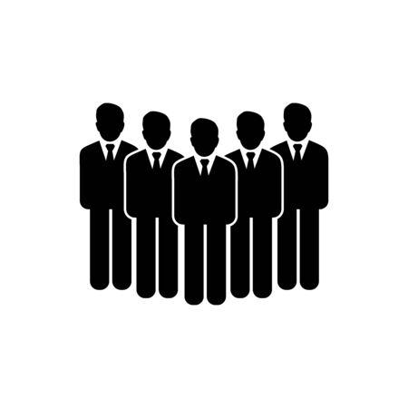 people icon vector design symbol Vecteurs