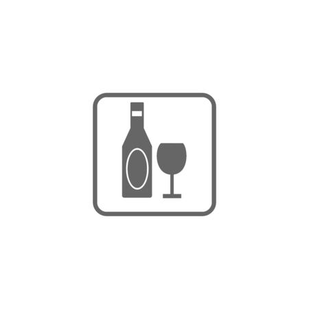 restaurant logo icon vector design symbol