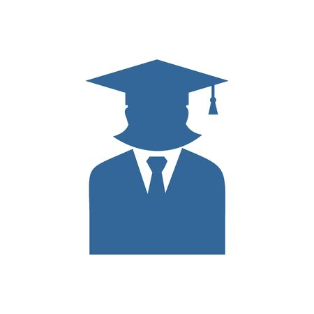 student icon vector design symbol 일러스트