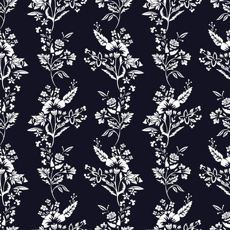 40e3875fd Blanco de fantasía sobre un fondo azul oscuro. Para el diseño de la tela