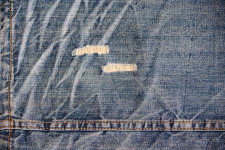 breast pocket: Denim in fashion again
