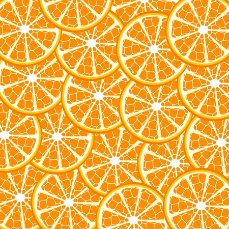 Vector illustration of orange background Vector