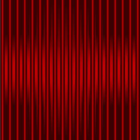 vector illustration of abstract red background Ilustração