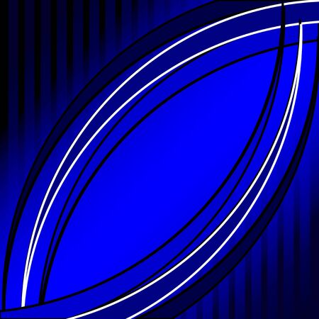 vector illustration of a blue striped background Zdjęcie Seryjne - 6589782