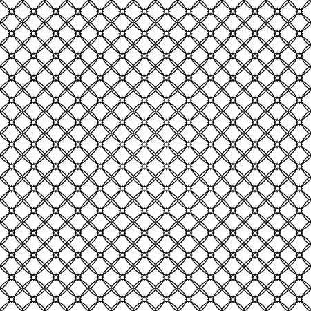 modern background: illustration of an abstract seamless patterns on white background