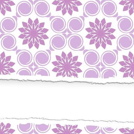 ragged seamless vector pattern.  The includes seamless swatch,  so you can make easy seamless pattern.