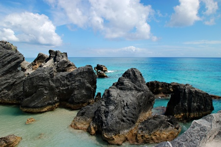 bermuda: Rugged Bermuda Rocks